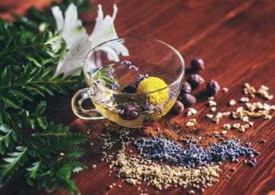 Build your immunity with Chinese herbal medicine