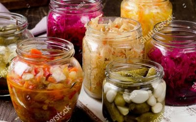 canning vegitables