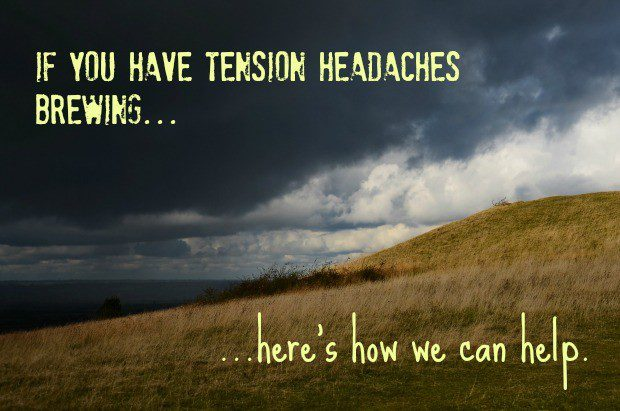 If you have tension headaches, here's how we can help at our Washington DC acupuncture clinic.