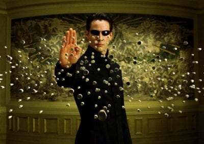 How meditation makes you more like Neo from The Matrix