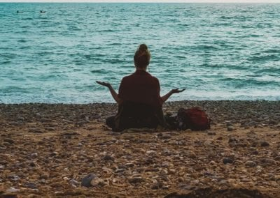 Sensitize yourself to the subtleties of experience with meditation