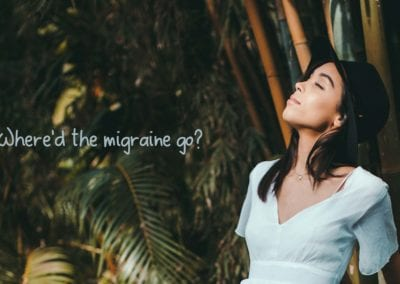 Migraine case studies from our acupuncture clinic in Washington DC