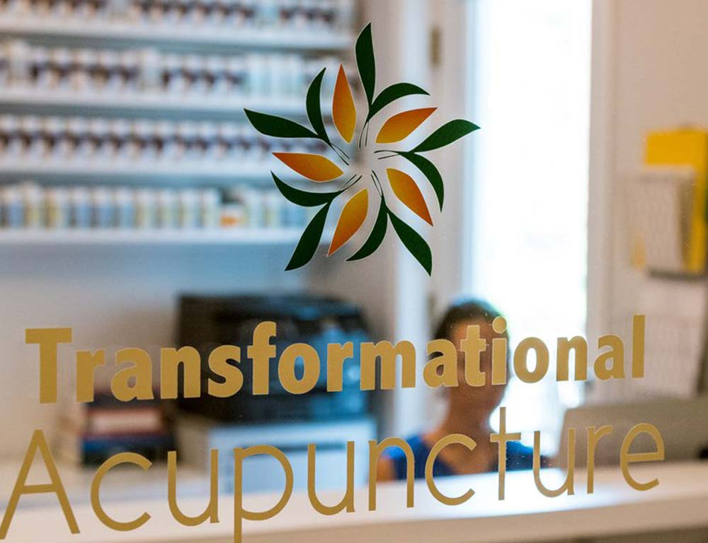 Transformational Acupuncture office